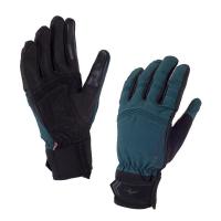 Перчатки SEALSKINZ Performance Activity Glove цвет Pine / Black