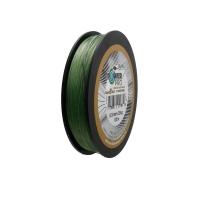 Плетенка POWER PRO Super 8 Slick 135 м цв. Aqua Green (Болотный) 0,41 мм