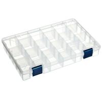 Коробка PLANO 2-3600-00 для приманок, 6-21 отсеков
