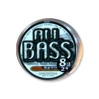 Леска LINE SYSTEM All Bass # 3,5