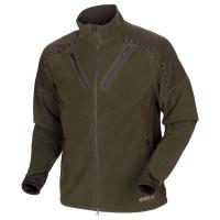 Толстовка HARKILA Mountain Hunter Fleece Jacket цвет Hunting Dreen / Shadow Brown