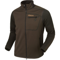 Толстовка HARKILA Vestmar Hybrid Fleece Jacket цвет Slate brown melange