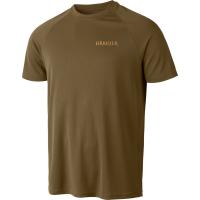 Футболка HARKILA Herlet Tech SS T-shirt цвет Light Khaki