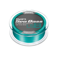 Плетенка VARIVAS Avani Sea Bass Super Sensitive LS8 150 м цв. Мятный # 1