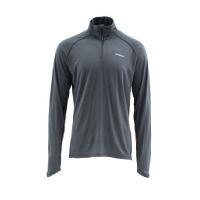Пуловер SIMMS Ultra-Wool Core 1/4 Zip цвет Raven