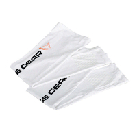 Нарукавники SAVAGE GEAR Tattoo Sleeves Grey+White 2 pairs