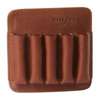 Подсумок RISERVA 5 патронов (470 клб) кожа