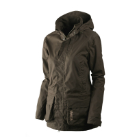 Куртка женская HARKILA Dagny Lady Jacket цвет Shadow brown