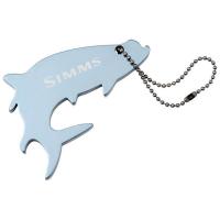 Брелок SIMMS Thirsty Tarpon Keychain цв. Slate Blue