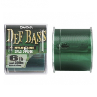 Леска DAIWA Def Bass Nylon 300 м 0,31 мм