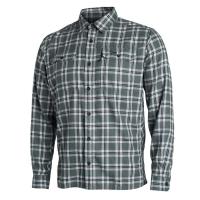 Рубашка SITKA Frontier Shirt цвет Lead Plaid
