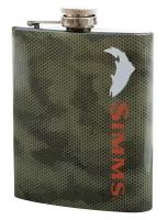 Фляжка SIMMS Flask цв. Hex Camo Boulder 7 oz