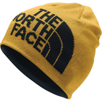 Шапка THE NORTH FACE Highline Beanie цв. golden spice / black