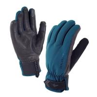 Перчатки SEALSKINZ Women's All Season Glove цвет Pine / Black