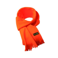 Шарф RISERVA 1769 флис оранжевый (Стандарт)