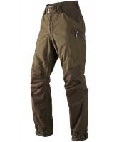 Брюки HARKILA Vector trousers цвет Hunting green / Shadow brown