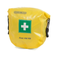 Аптечка ORTLIEB First-Aid-Kit Safety Level High Trekking 2 л цв. желтый / черный