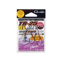 Крючок одинарный GAMAKATSU TR25 Drift Hook № 1 (8 шт.)