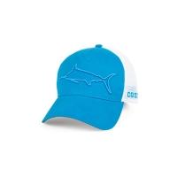 Бейсболка COSTA DEL MAR Stealth Marlin цв. COSTA DEL MAR Blue / White