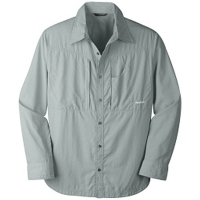 Рубашка CLOUDVEIL Classic Cool Ls Shirt цвет Aluminum