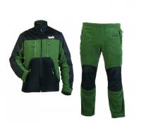 Костюм NORFIN Polar цвет зеленый/черный