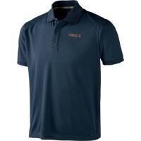 Рубашка HARKILA Gerit polo shirt цвет Insignia Blue