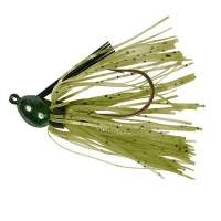 Бактейл STRIKE KING Pro-Glo Bitsy Bug mini jig 5,25 г (3/16 oz) цв. watermelon