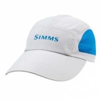 Кепка SIMMS Microfiber Long Bill Cap цв. Grey