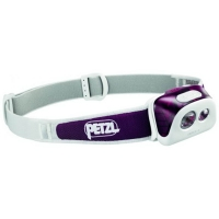 Фонарь налобный PETZL TIKKA + цв. фиолетовый