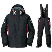 Костюм DAIWA Gore-Tex Gt Combiup Hi-Loft Winter Suit цвет Black