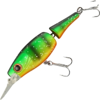 Воблер SPRO Pike Fighter Jointed Minnow 80F цв. Fire Tigerflash