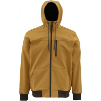 Куртка SIMMS Rogue Fleece Hoody цвет Honey Brown