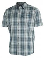 Рубашка SITKA Globetrotter Shirt SS цвет Shadow