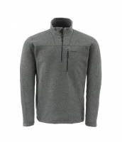 Куртка SIMMS Rivershed Sweater Full Zip цвет Dark Shadow