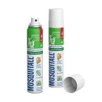 Аэрозоль MOSQUITALL Защита для взрослых от комаров 100 мл