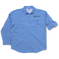 Рубашка MAKO Shirt 5000 цвет Light Blue