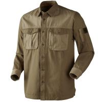 Рубашка HARKILA PH Range LS shirt цвет sand
