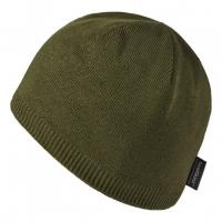 Шапка SEALSKINZ Waterproof Beanie Hat цвет Olive