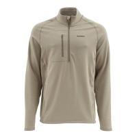 Пуловер SIMMS Fleece Midlayer Top цвет Tumbleweed