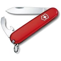 Нож VICTORINOX Bantam р. 84 мм, 8 функций, цв. красный, карт. коробка