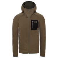 Куртка THE NORTH FACE Men's Borod Hoodie цвет New Taupe Green / TNF Black