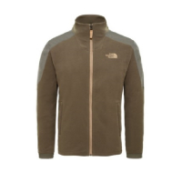 Жакет THE NORTH FACE Tkw Glacier Top мужской цвет New Taupe Green
