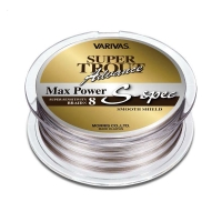 Плетенка VARIVAS Super Trout Advance Max Power PEx8 150 м цв. Серый/белый # 1