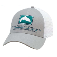 Кепка SIMMS Trout Icon Trucker цв. Granite