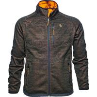 Толстовка SEELAND Kraft Reversible Fleece Jacket цвет Realtree APB/Soil brown