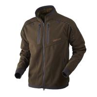 Толстовка HARKILA Lynx Reversible Fleece Jacket цвет Willow green / AXIS MSP® Forest green
