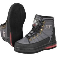 Ботинки забродные FINNTRAIL Runner войлочная подошва 5222 цвет темно-серый