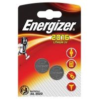 Батарейка ENERGIZER Miniatures Lithium CR2016 FSB 2