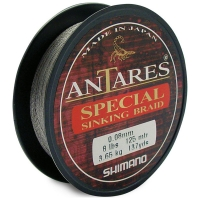 Плетенка SHIMANO Antares Special Sinking Braid 100 м 0,08 мм