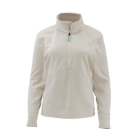 Пуловер SIMMS Women's Madison Fleece Popover цвет Linen